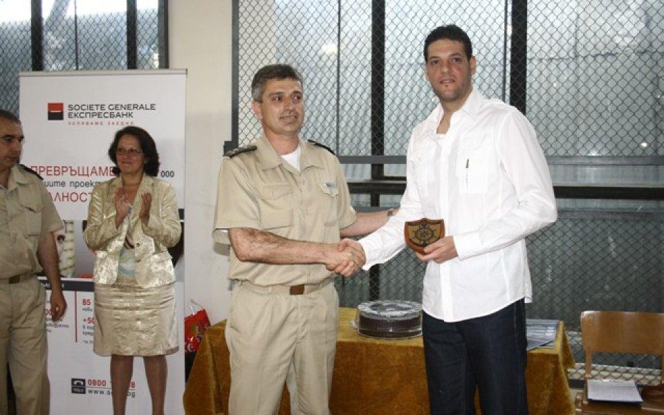 Пламен Константинов посети Военноморска база Варна
