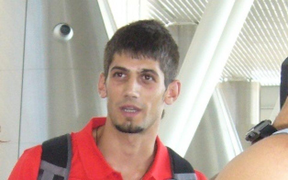 Караилиев с най-силен резултат на турнира