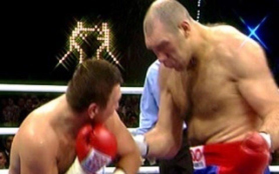WBA решава в понеделник за боя между Валуев и Чагаев