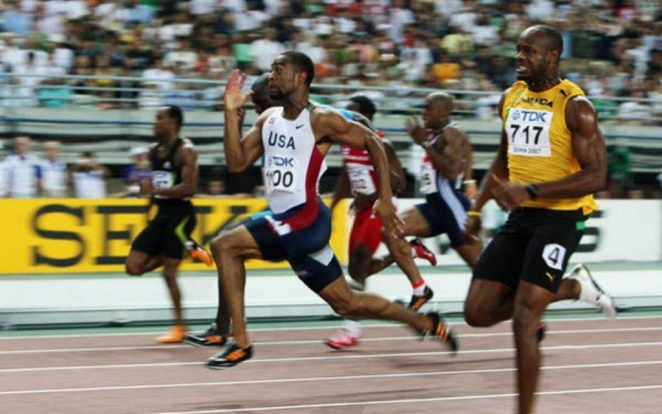 ИАФФ: Без положителни допинг проби от финала на спринта на 100 метра за мъже