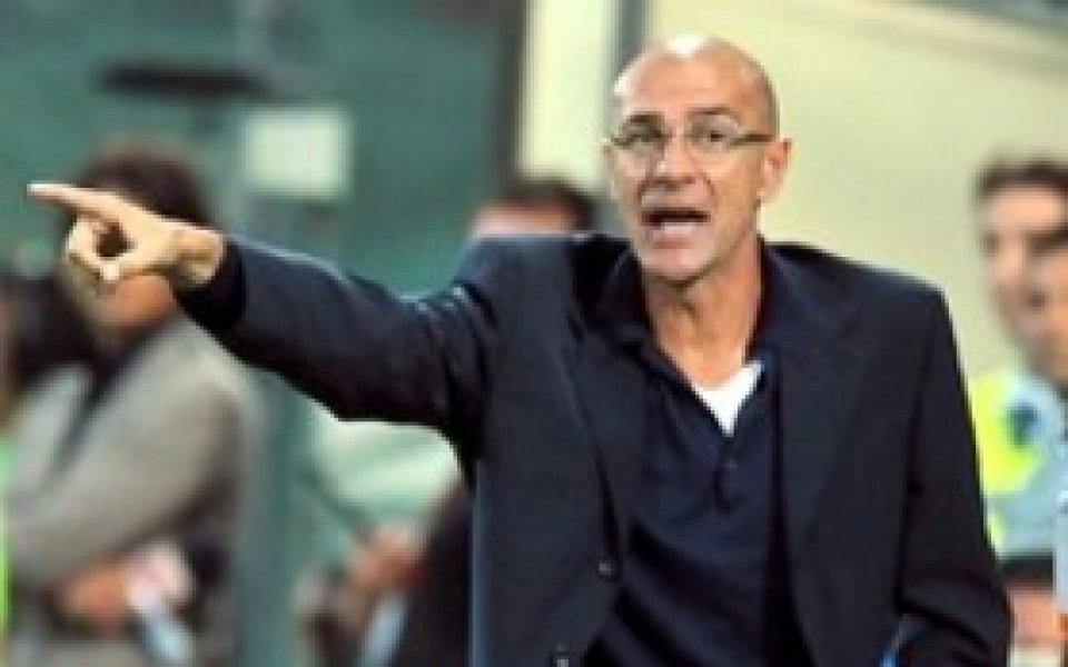 Балардини: Лацио ще играе на пълни обороти в Лига Европа