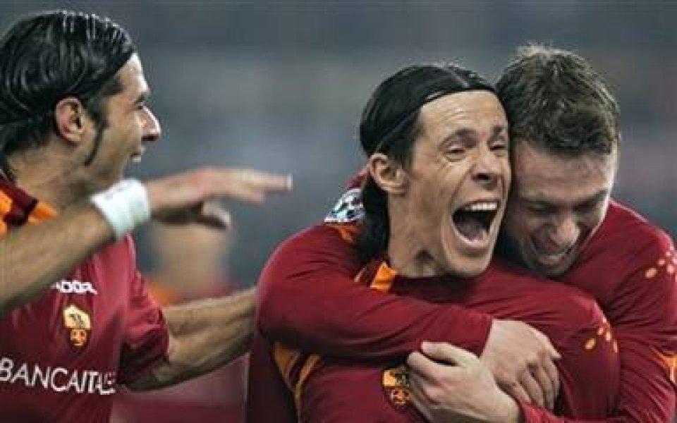 Рома без Тадей срещу ЦСКА, Баптища под въпрос