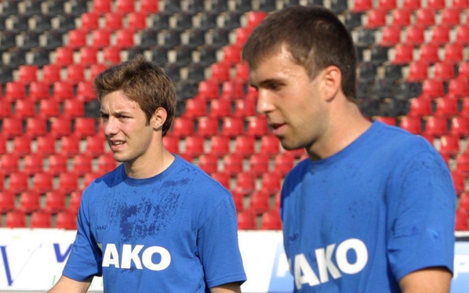 Иван Атанасов беше назначен за старши треньор на Спортист Своге
