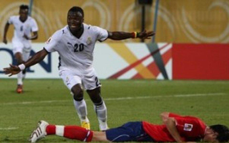 Милан привлече млада звезда на Гана
