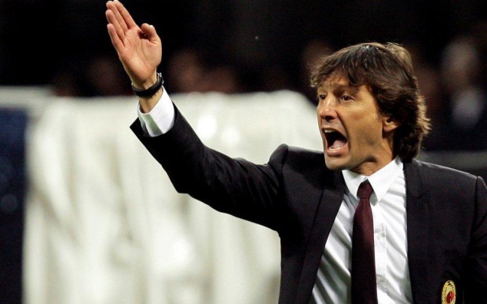 Леонардо отрече, че Гатузо ще напуска Милан