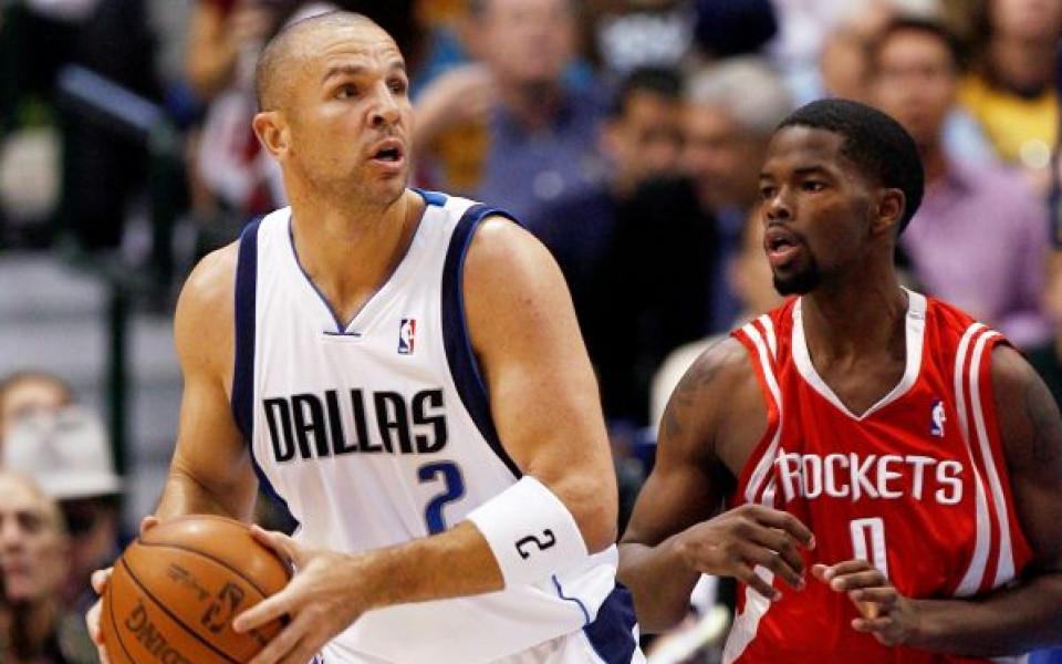 Джейсън Кид вече е втори във вечната класация по асистенции в НБА