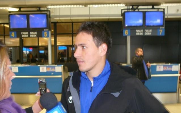 Миланов: Няма настроение, но дано завършим 2009-а с нещо хубаво