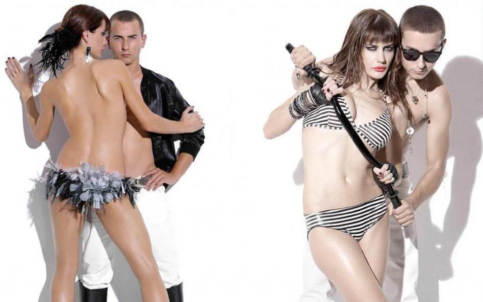 Баракуда събра Хорхе Лоренсо със секси модел