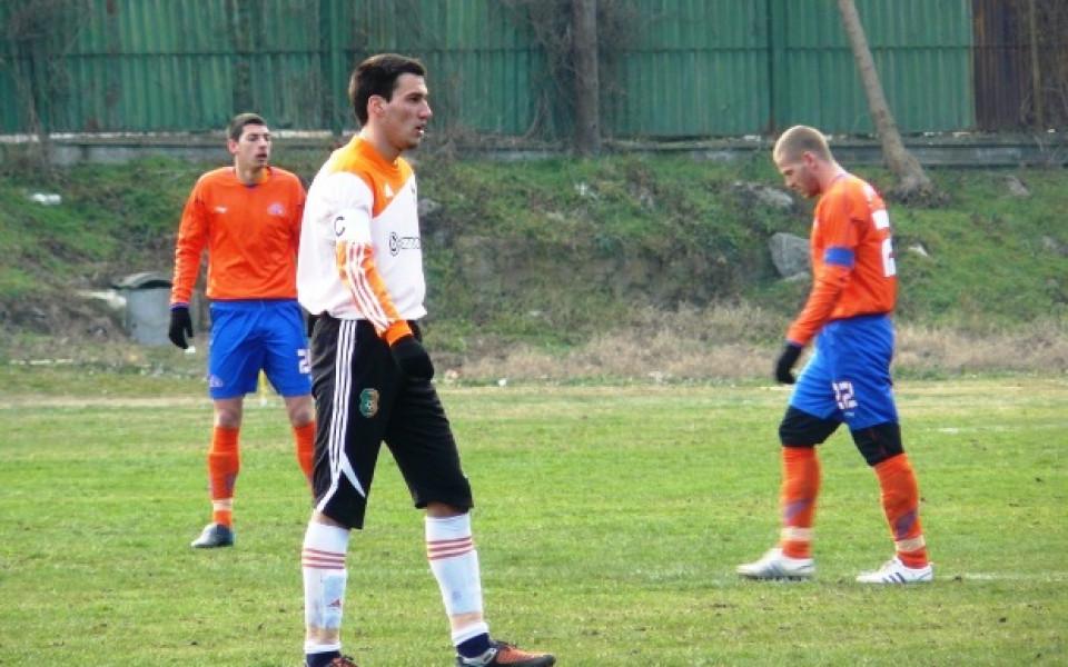 Ивелин Попов изригна с 4 гола за Литекс