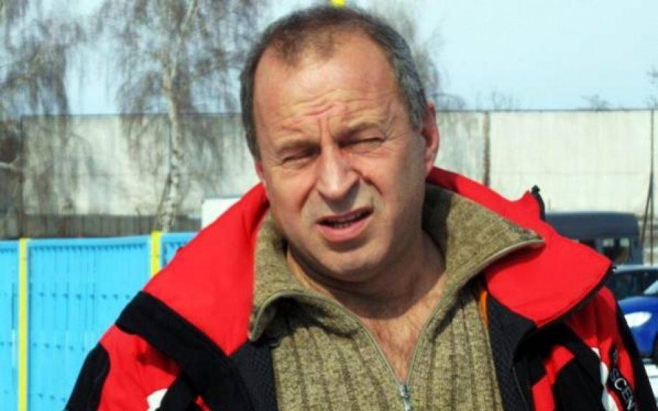 Арестуваха Юри Галев