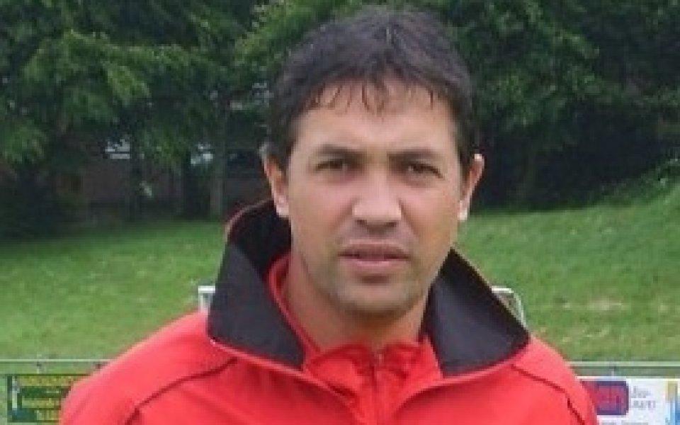 Тони Велков: Трябва да привлечем още някой футболист
