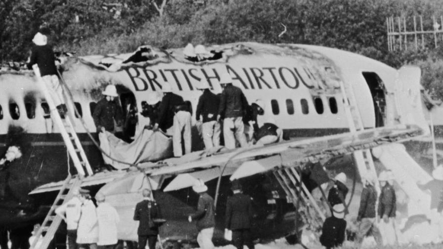 Как катастрофите помогнаха за сигурността на полетите