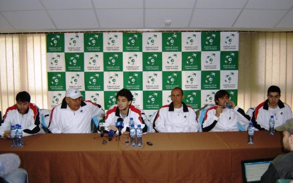 Оги Илиев: Никой няма запазено място в отбора на България