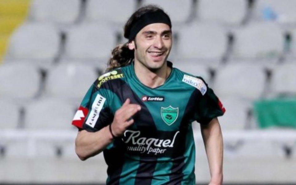 Какалов с два гола при победа на Олимпиакос