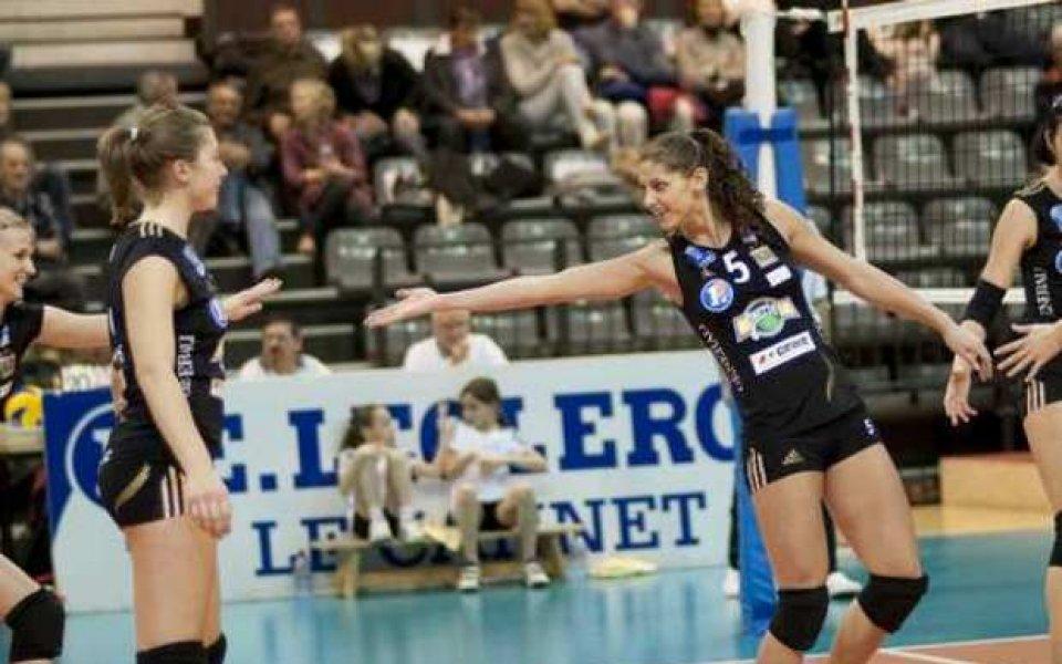 Ева Янева: От 4 години мечтая да спечеля Шампионската лига