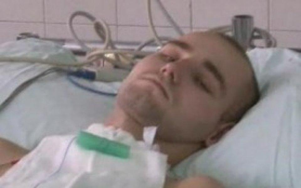 Дарин Тодоров замина на лечение в Германия