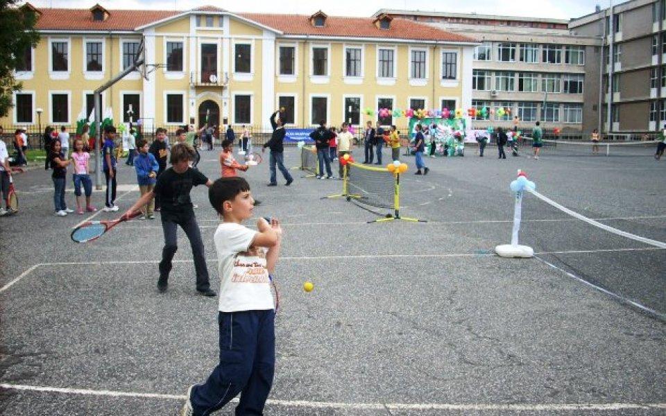 Над 300 деца се включиха в празника на тениса в Кърджали
