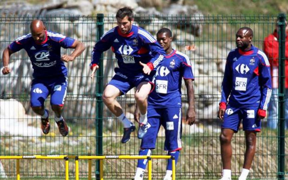 Доменек потвърди 23-мата в оконачателния състав за Мондиал 2010