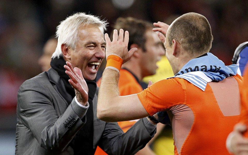 Берт ван Марвайк: Ще бъде гениално, ако играем с Германия