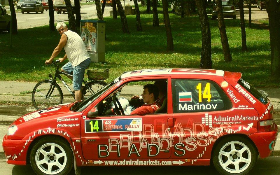 Разбери коя кола от Рали България трябва да снимаш, за да спечелиш награда!