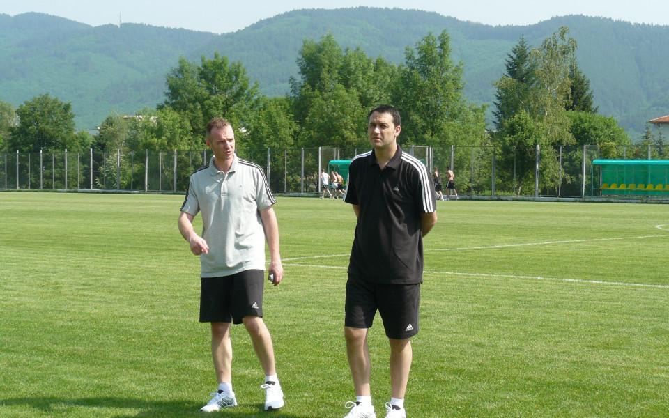 Сръбска сватба остави националите без помощник треньор
