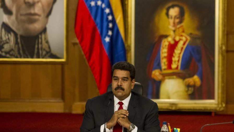 САЩ обмисляли военен преврат във Венецуела