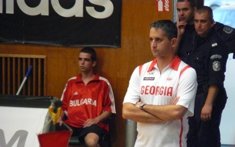 Треньорът на Грузия Игор Кокошков: Щастлив съм, че намерихме пътя към победата