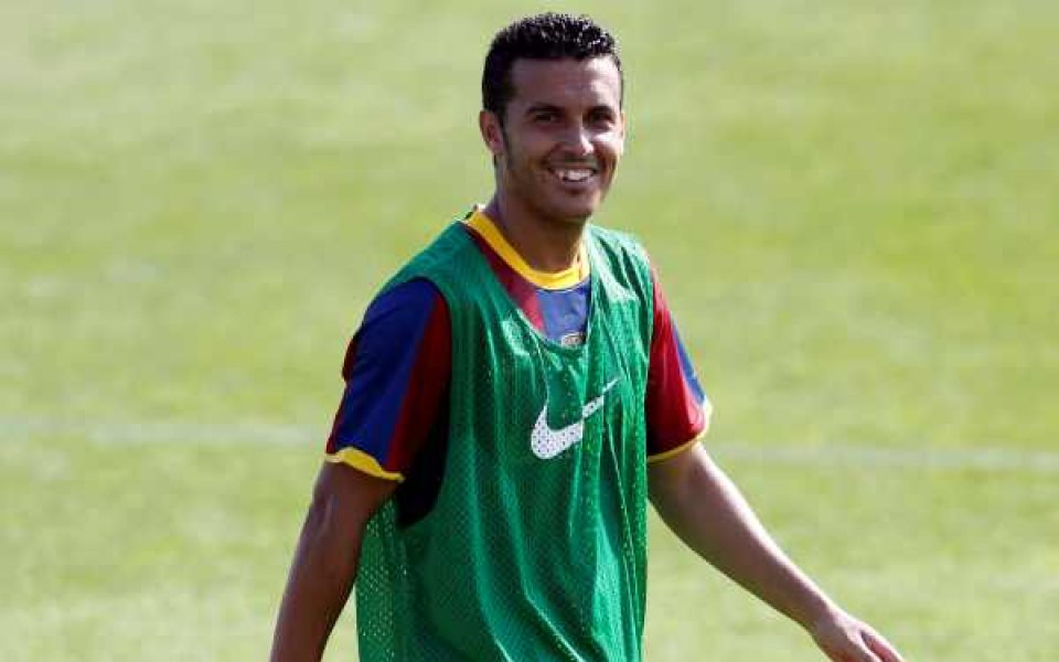 Педро мартин испанский футболист