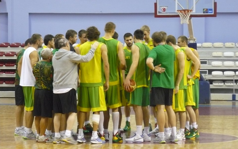 Литовците преди САЩ: Имаме шанс, но не голям