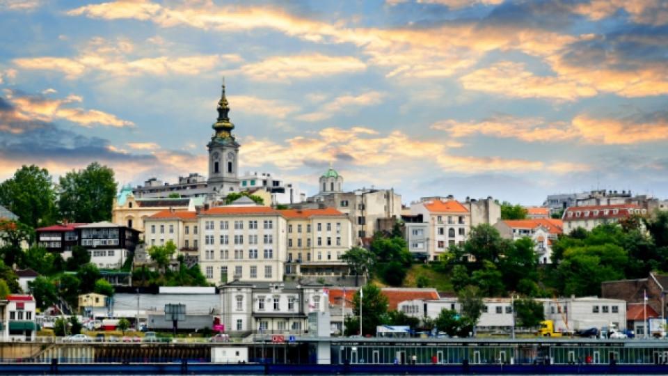Изглед от Белград