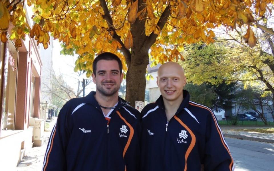 Станев и Пенев тренират по 8 часа на ден с доста вталени екипи