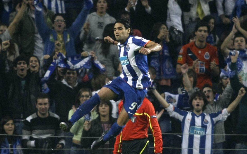 Фалкао спаси Порто срещу втородивизионен тим за Купата