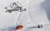 Лавина затрупа сноубордист в Банско