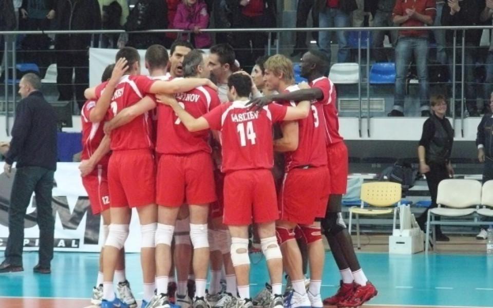 Целта в Кенджежин-Кожле - отново 3:0 за ЦСКА