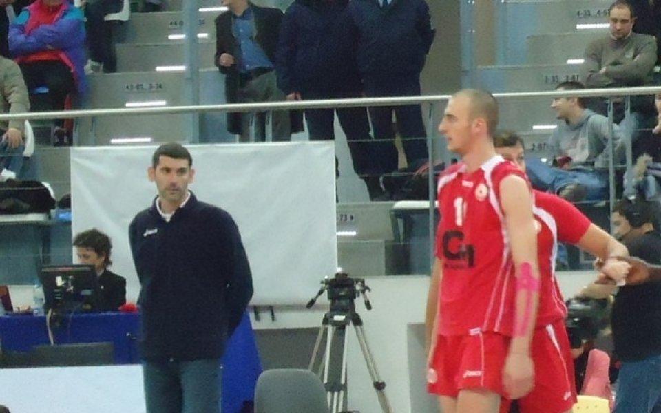Попов: Щеше да бъде прекалено голямо чудо да стигнем финал в Европа