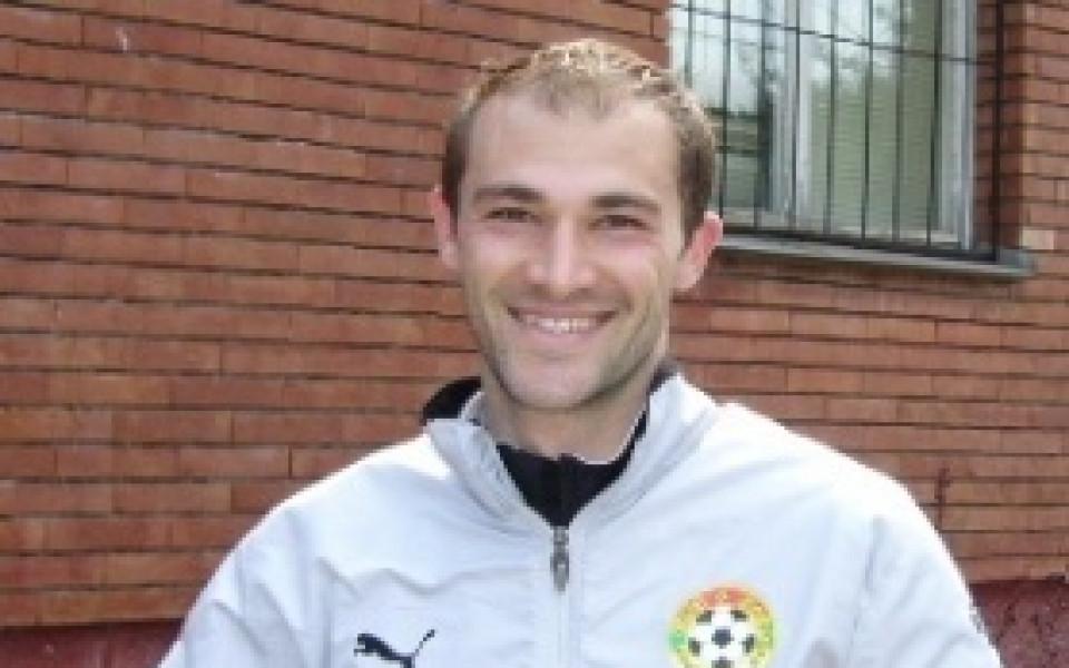 Георги Пеев се отказа от националния отбор