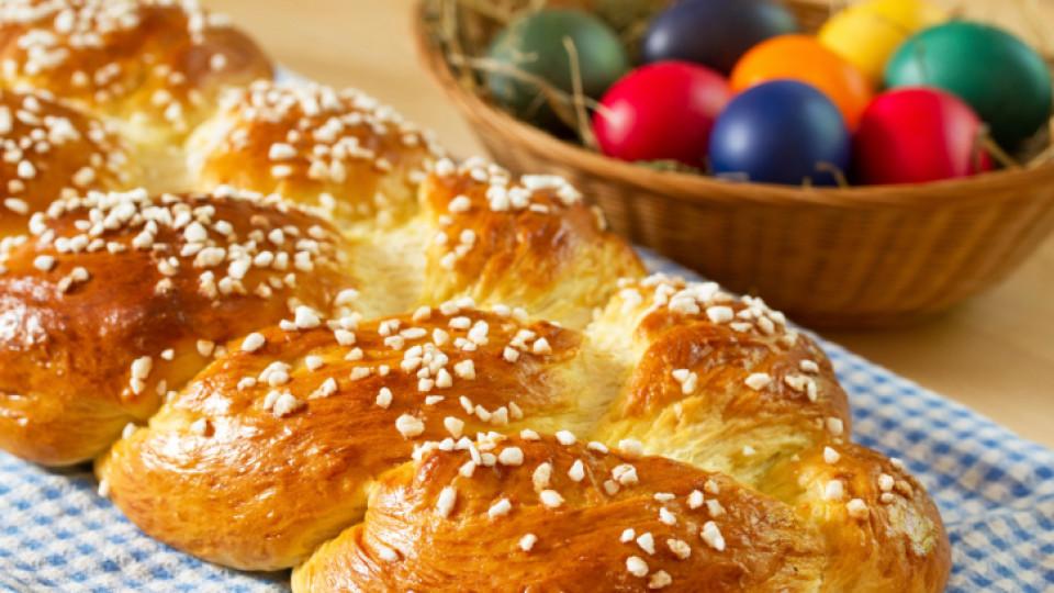 Богатата традиция на великденските хлябове