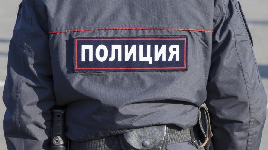 Арестуваха полицай за кражба и подкуп