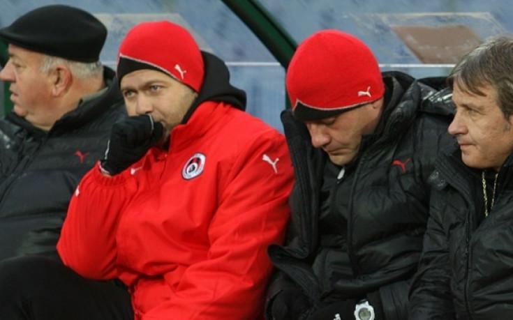 Локо Сф с нов треньор, досегашният става спортен директор
