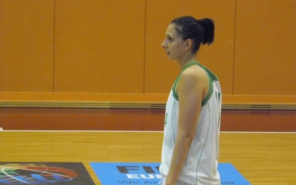 Жаклин Златанова се завръща в българското първенство