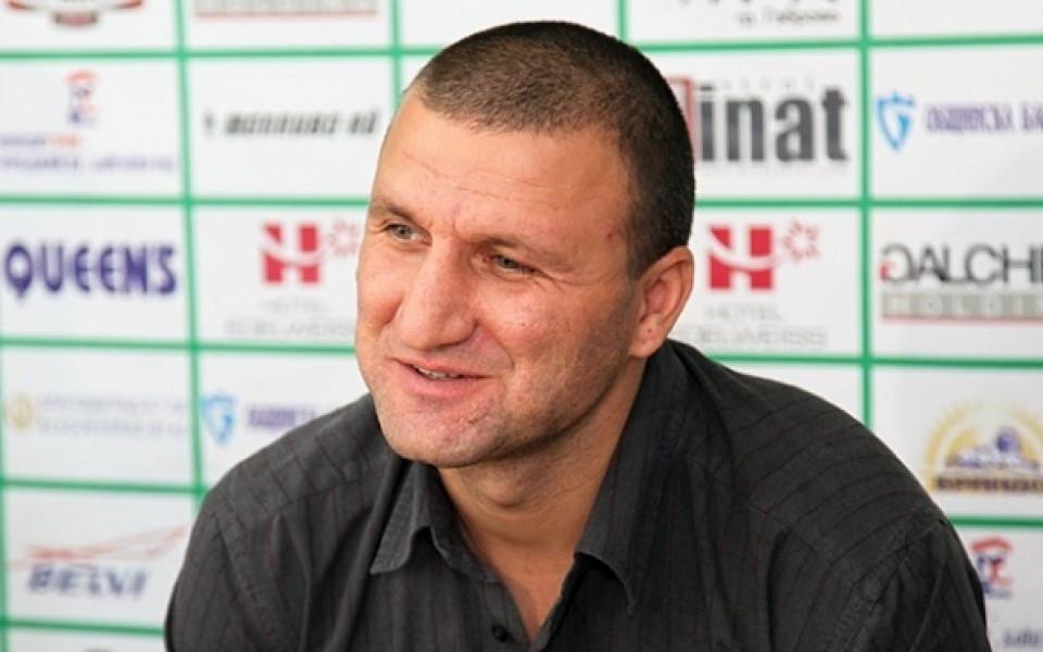 Коце Ангелов: Досега не бях бил с 6:0; Селимински: Черното тото изяжда футбола ни