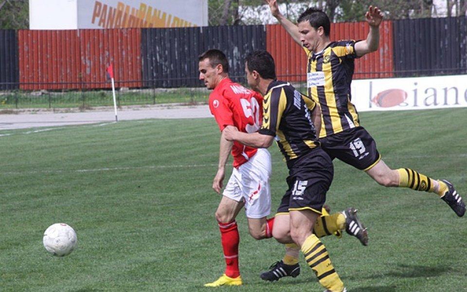 Лудогорец подписа с бивш защитник на ЦСКА