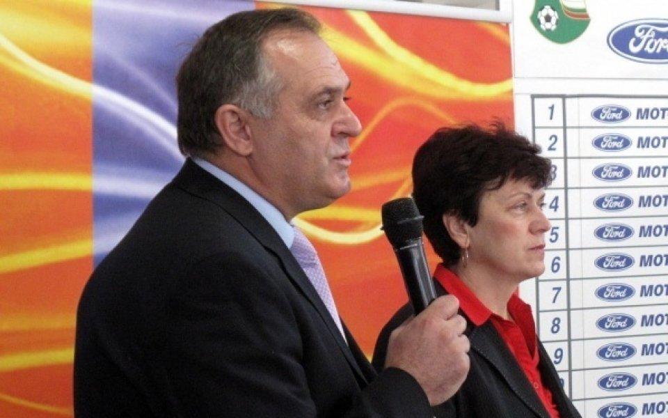 ЦСКА иска оставката на футболен шеф