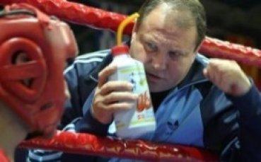 Изгониха Петър Лесов от Световното по бокс след скандал със съдиите
