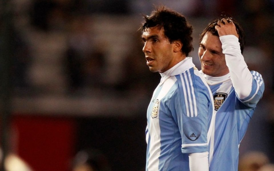 Обвиниха Карлос Тевес в манипулиране на залог от мач от Лига Европа