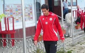 Мишел Платини се разболя, не тренира с ЦСКА
