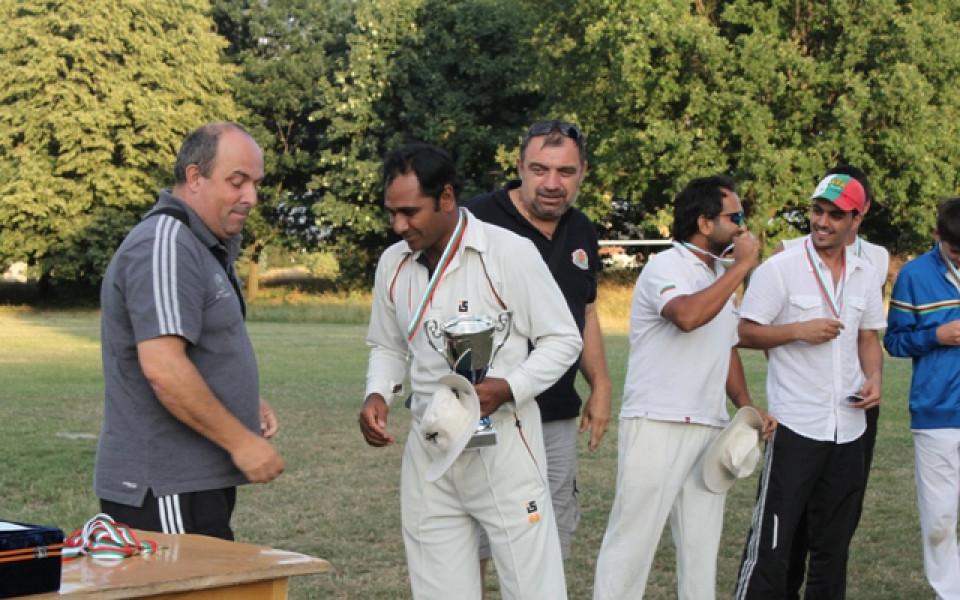 За поредна година НСА е шампион по крикет