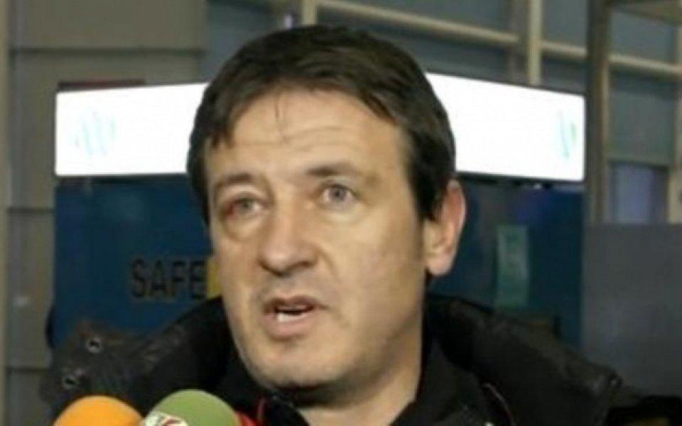 Новият старши треньор на Нефтохимик е Диян Петков