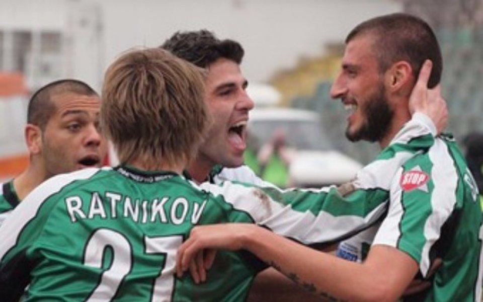 Честито! 53 минути за първия гол от новия сезон в А група