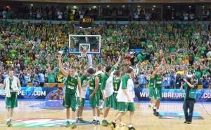 Баскетбол 2014 - Литва